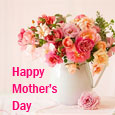 Beautiful Flowers For You Dear Mom!
