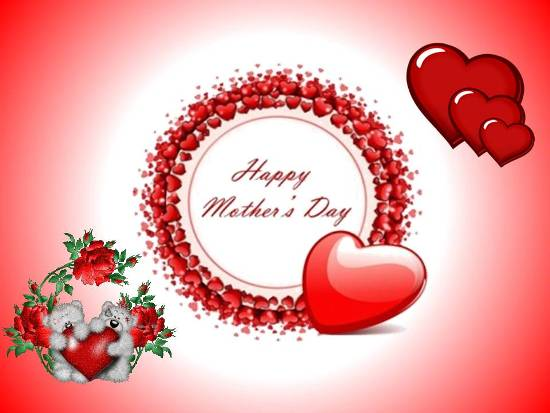 Greet Dear Mom On This Special Day.