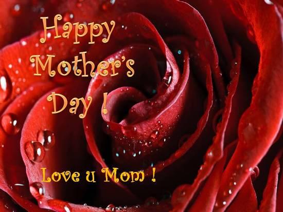 Love U Mom.