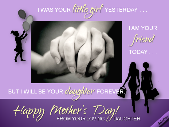 From Your Loving Daughter.
