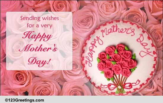 Send Mother's Day Wishes! Free Happy Mother's Day eCards ...