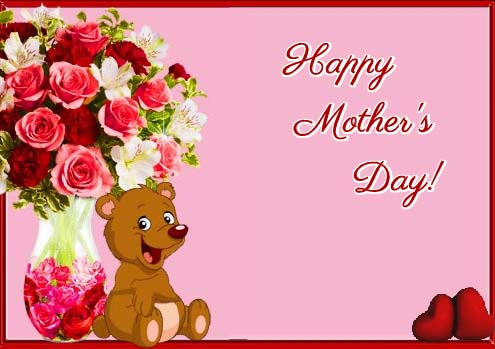 Send Mother's Day Ecard!