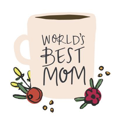 World's Best Mom.