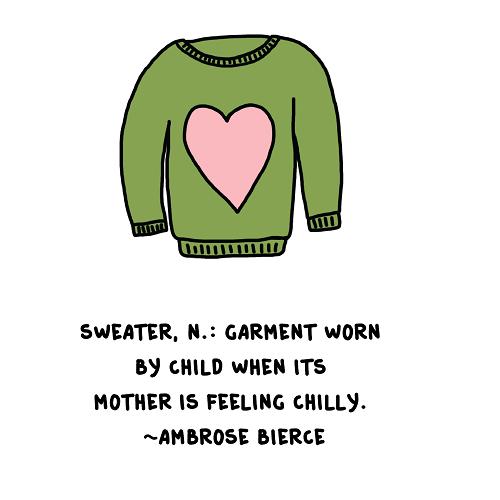 Sweater (N)!