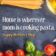 Celebrate Mom's Cooking Skills.