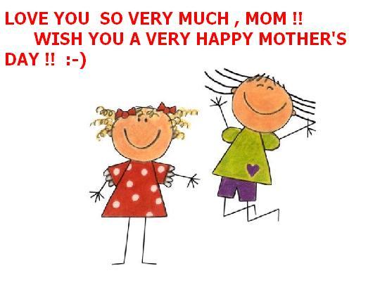 Love You Mom!!!