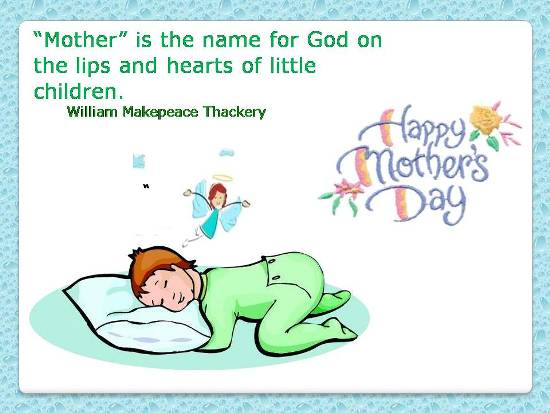 Warm Greetings For Mom On Mothers Day.