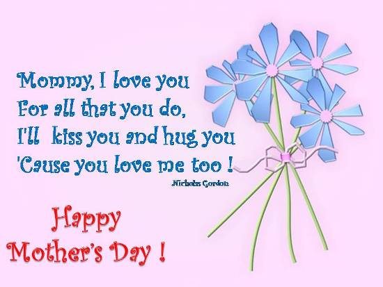 For My Mom...