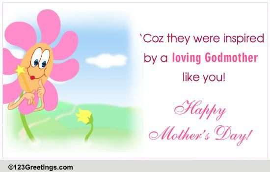 Birthday Wishes For Godmother Nicewishes Com: Wish Your Godmother. Free Special Moms ECards, Greeting