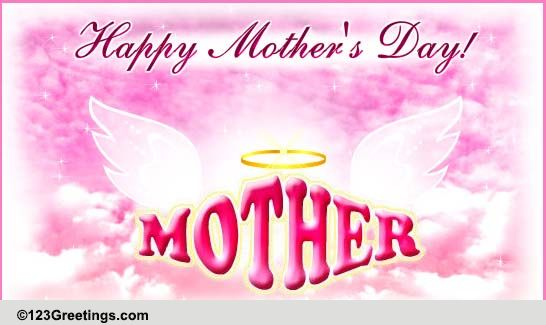Angel mother free special moms ecards greeting cards