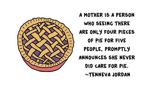 Mum's Pie.