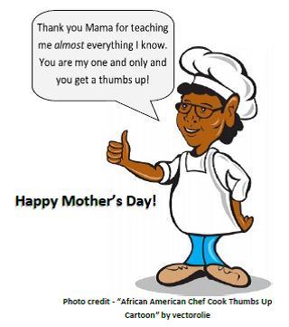 Thank You Mama!