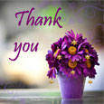 Special Thank You Note