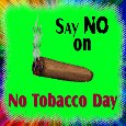 Home : Events : No Tobacco Day 2020 [May 31] - Say No To Tobacco!