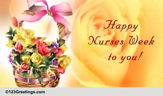 Nurses week cards free nurses week wishes greeting cards 123 nurses week cards free nurses week wishes greeting cards 123 greetings m4hsunfo Image collections
