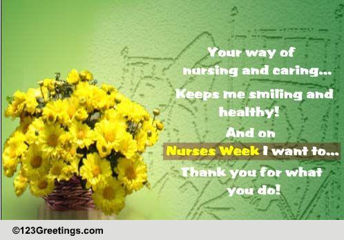 Nurse Ecards Nurses Week Free Nurses Week Ecards