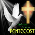 Home : Events : Pentecost 2020 [May 31] - Good Wishes On Pentecost.