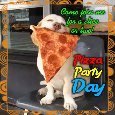 Home : Events : Pizza Party Day 2019 [May 17] - Come Have A Slice Or Two!