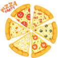 Home : Events : Pizza Party Day 2019 [May 17] - Time For A Pizza Party...