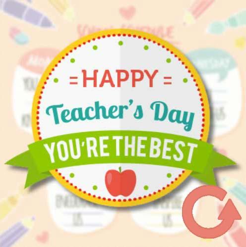 Happy Teacher's Day! Free Teachers' Day eCards, Greeting