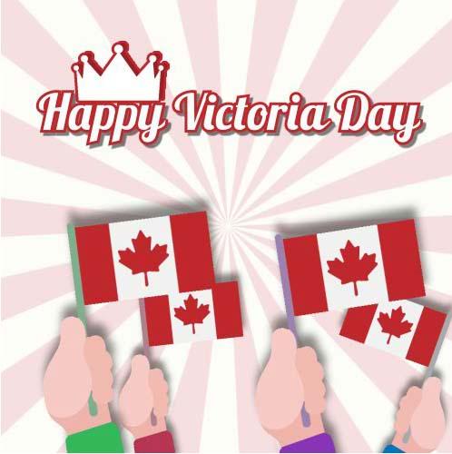Happy Victoria Day! Free Victoria Day (Canada) ECards
