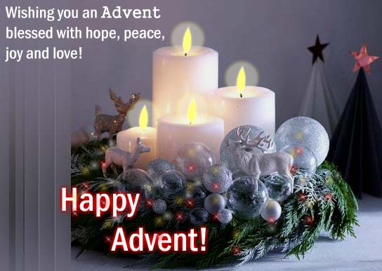 Send Advent Card!