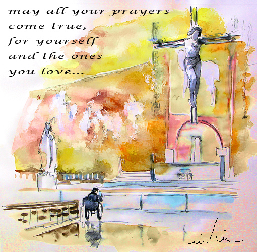 May All Your Prayers...