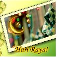 Warm Wishes On Hari Raya!