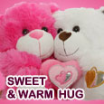 Sweet And Warm Hug...