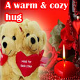 A Warm And Cozy Hug For You!