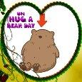 Free Bear Hug.