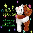 Your Hug Is Worth A Thousand Words!