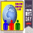 Home : Events : International Men's Day 2020 [Nov 19] - My International Men's Day Card.