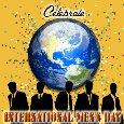 Celebrate International Men's Day.