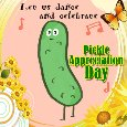 Home : Events : Pickle Appreciation Day 2018 [Nov 14] - A Pickle Dance.