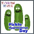 Home : Events : Pickle Appreciation Day 2018 [Nov 14] - Dill With It!