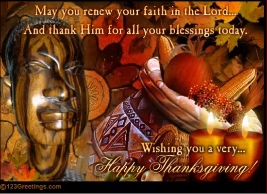African American Thanksgiving Wish! Free For African ...