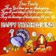 Blessings Of Thanksgiving...