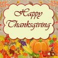 A Warm Thanksgiving Wishes...