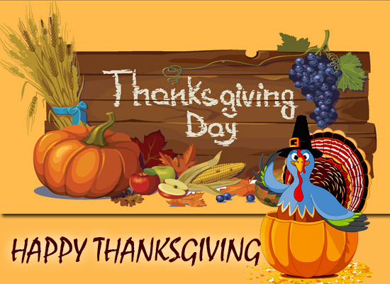 Happy Thanksgiving To You & Ur Family!