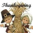 Thanksgiving! Thanksgiving!