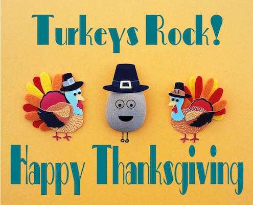Turkeys Rock.