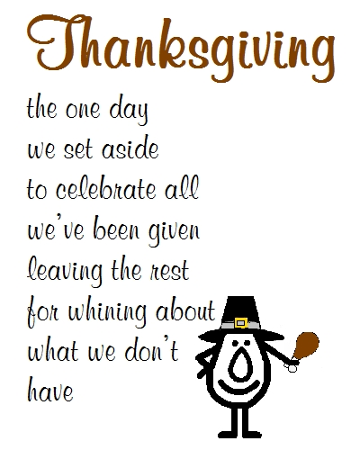 Happy Thanksgiving Poem Free ECards Greeting Cards