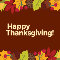 Thankful For Harvest.