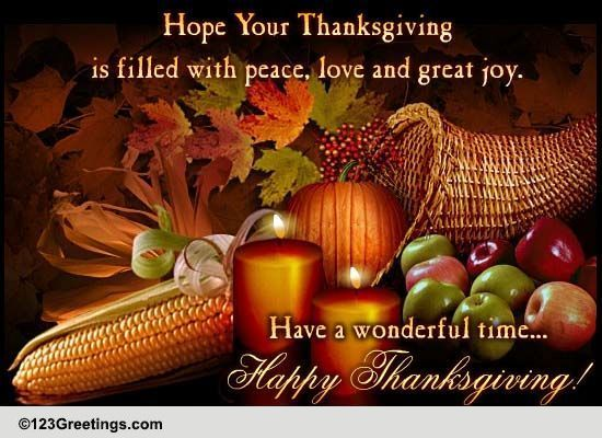 thanksgiving cards free thanksgiving ecards greeting cards 123