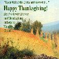 Happy Thanksgiving Harvest Anthem.