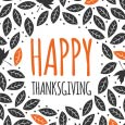 Thanksgiving Wishes For All...