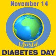 Home : Events : World Diabetes Day 2019 [Nov 14] - November 14, World Diabetes Day.