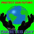 Home : Events : World Diabetes Day 2019 [Nov 14] - Protect Our Future...