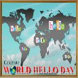 Home : Events : World Hello Day 2019 [Nov 21] - My World Hello Ecard.
